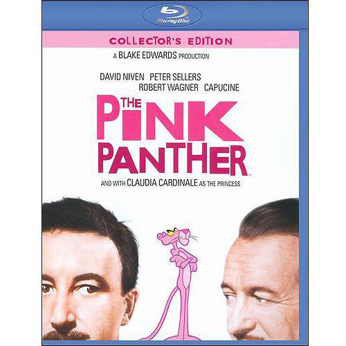 MGM the pink panther [blu-ray]