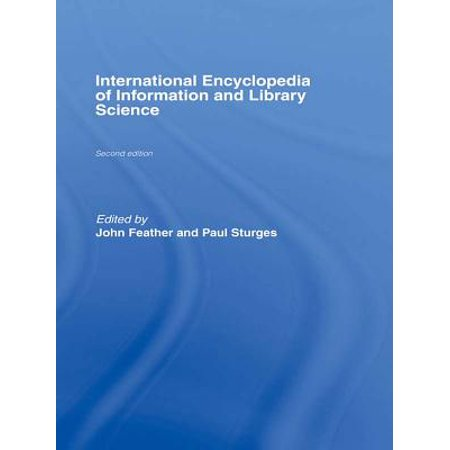 International Encyclopedia of Information and Library Science -