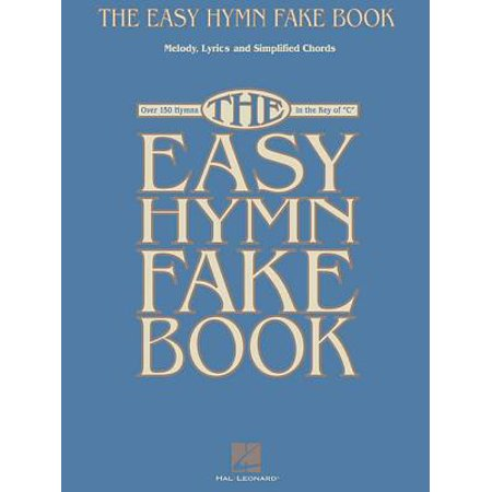 The Easy Hymn Fake Book (Paperback)