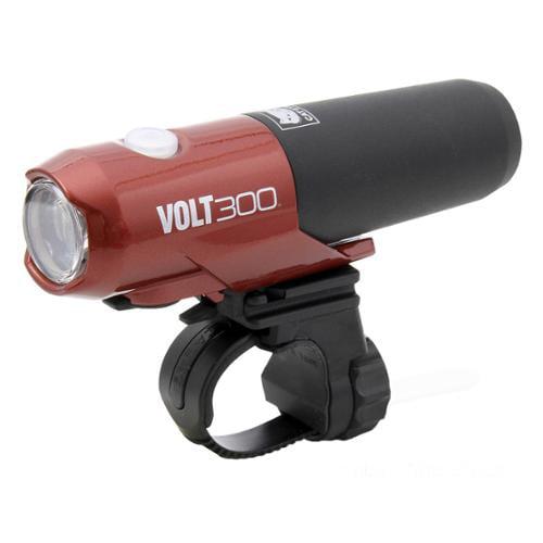 CatEye Volt300 Bicycle Head Light - HL-EL460RC (Red)