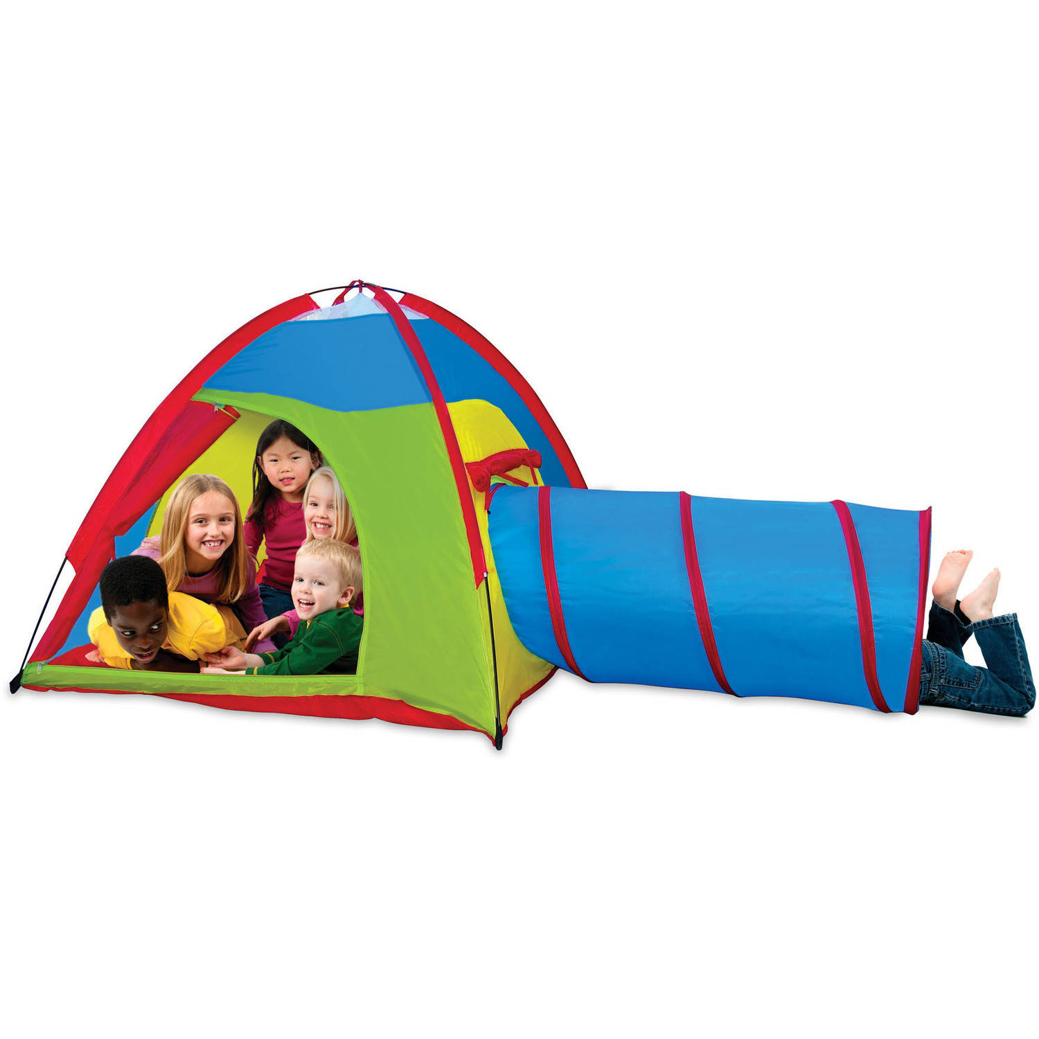 Gigatent Adventure 36  Dome Play Tent and Tunnel  sc 1 st  Walmart & Gigatent Adventure 36