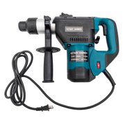 "Zimtown 1100W 110V 1-1/2"" SDS Electric Rotary Hammer Drill Set, Plus Demolition Variable Speed"