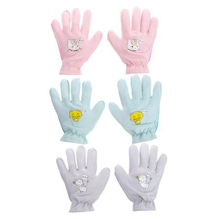 1Pc Pet Grooming Glove Dog Cat Deshedding Cleaning Brush Fur Hair Remo