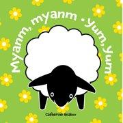 Yum, Yum (Haitian/Creole) (Board Book)