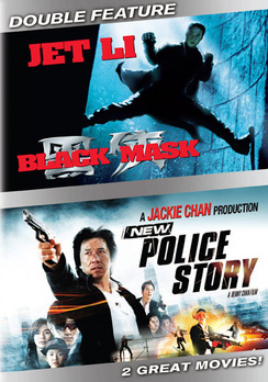 Black Mask   New Police Story (DVD) by Lions Gate Home Entertainment