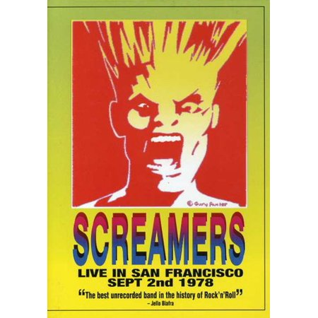 The Screamers: Live in San Francisco September 2nd, 1978 (DVD) - Watch Halloween 1978 Full Movie
