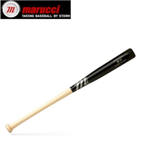 Marucci JB19 Pro Maple Youth Baseball Bat - Natural/Black - Jose Bautista 29in ()