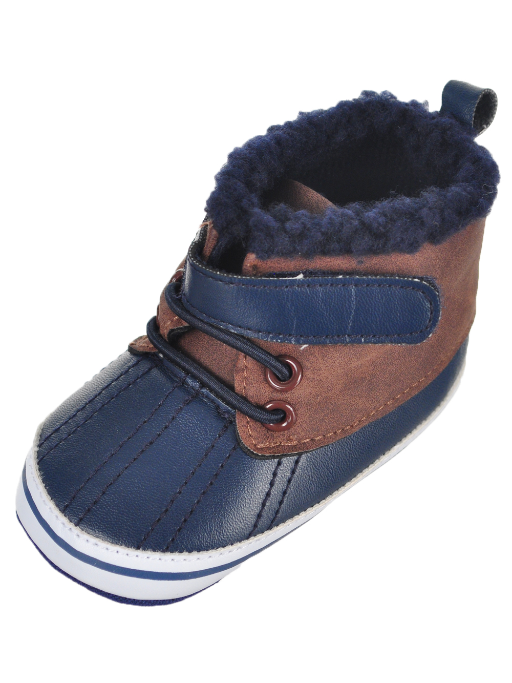 Rising Star Baby Boys' Booties