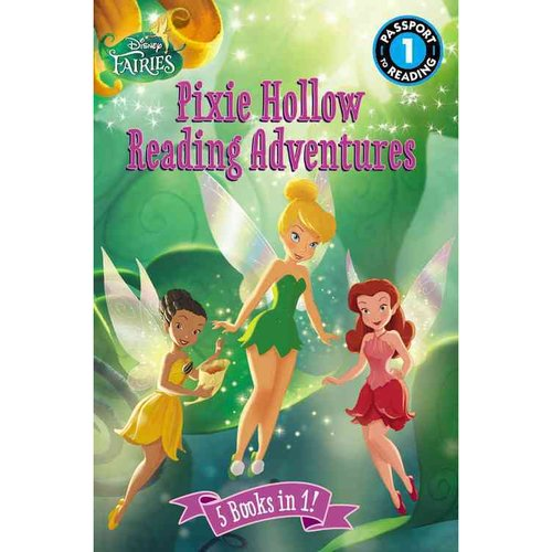 Disney Fairies: Pixie Hollow Reading Adventures