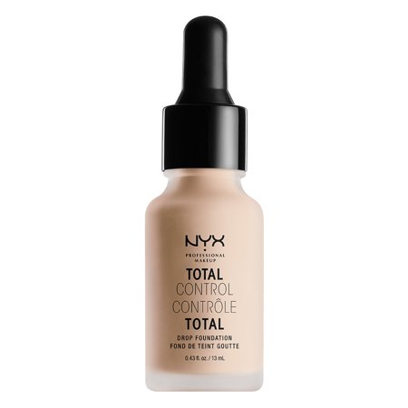 NYX Professional Makeup Total Control Drop Foundation, Porcelain