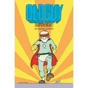 Old Guy: Superhero - eBook