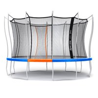 Deals on Official Sky Zone x Vuly 14-Ft Trampoline Self-Closing Door