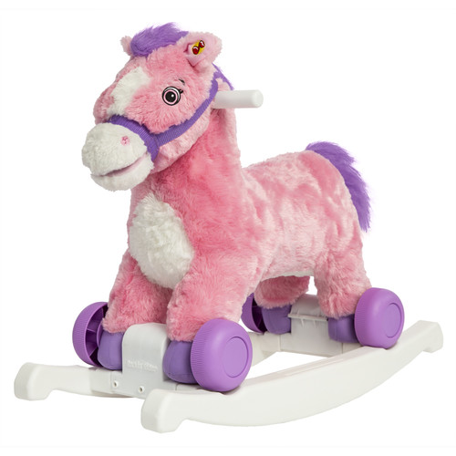 Rockin' Rider Candy 2-in-1 Pony Ride-On