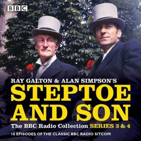 Steptoe   Son  Series 3   4   16 Episodes Of The Classic Bbc Radio Sitcom
