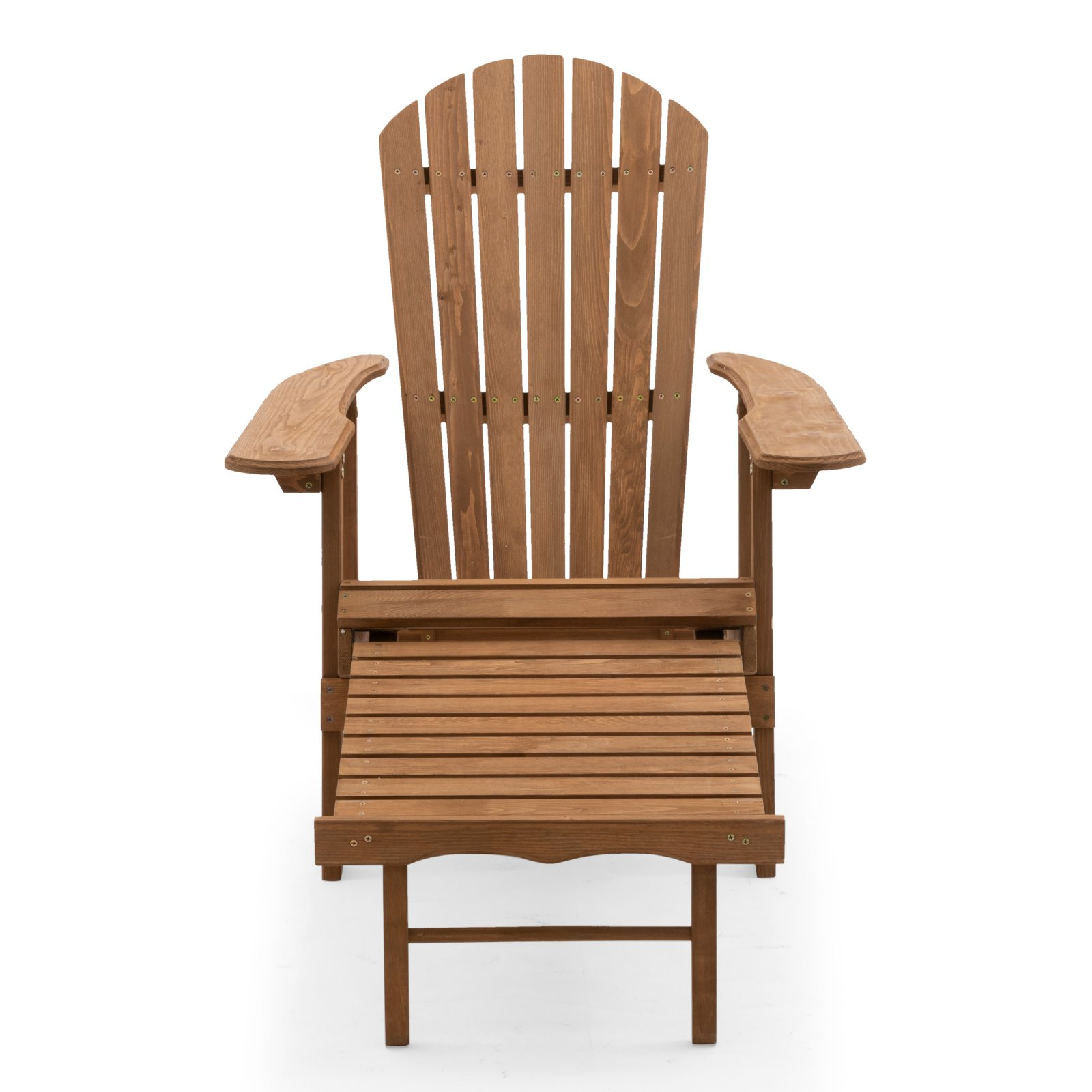 Coral Coast Hubbard Big Daddy Reclining Adirondack Chair