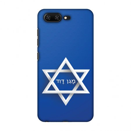 Gionee S10 Case  Premium Handcrafted Printed Designer Hard Shockproof Case Back Cover For Gionee S10   Star Of David