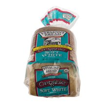 Packaged Bread: Vermont Bread Soft White