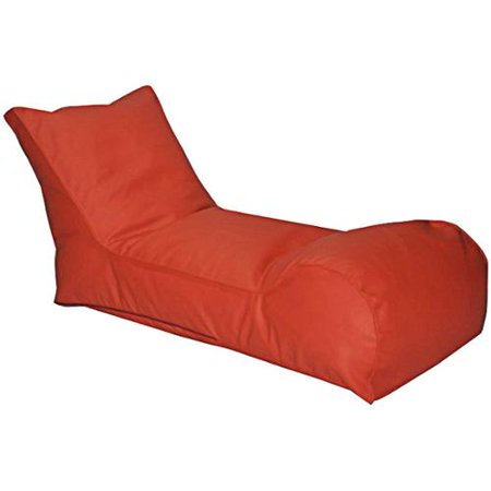 Modern Bean Bag The Chillaxer Bean Bag Chair
