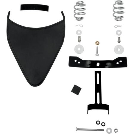 Drag Specialties 0820-0048 Frame Mount Kit for Spring Solo Seat