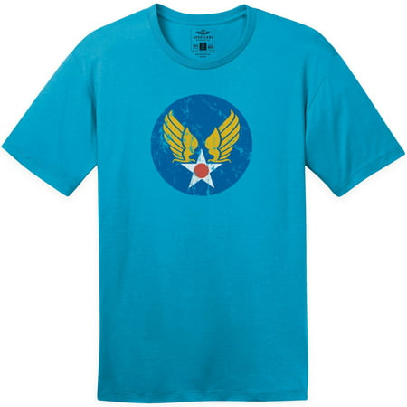 United States Army Air Forces Hap Arnold Wings Aeroplane Apparel Co. Men's T-Shirt Arnold Is Numero Uno T-shirt