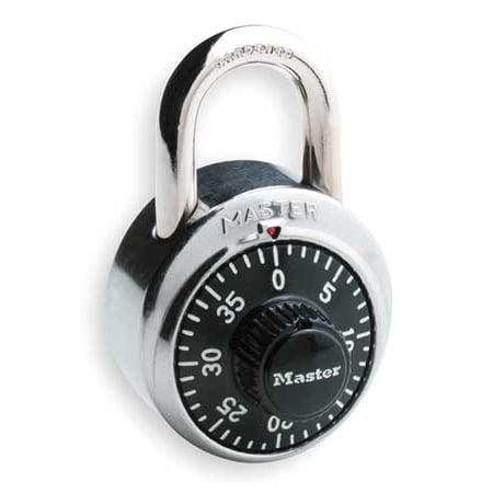 MASTER LOCK 1525EZRC Combination