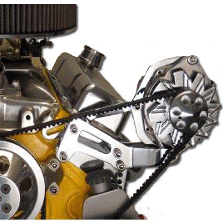 Bills Hot Rod Co.1100 Series SBC Side Mount Alternator