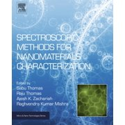 Spectroscopic Methods for Nanomaterials Characterization - eBook