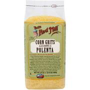 Bob's Red Mill Polenta Corn Grits, 24 oz (Pack of 4)