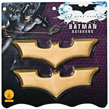 Dc Comics Batman Costume Batarangs