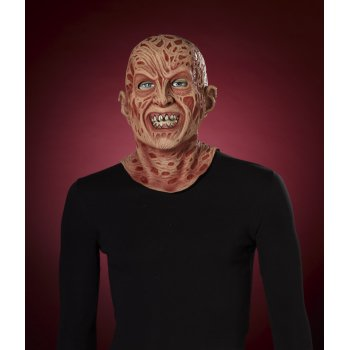 FREDDY SUPER LATEX ADULT MASK - Nightmare Mask