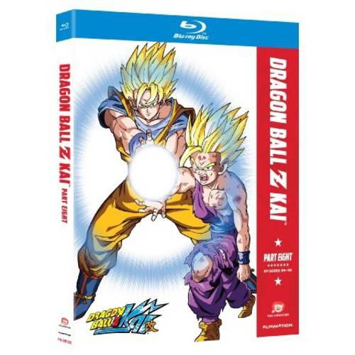 Dragon Ball Z Kai: Season 1, Part 8 (Blu-ray)