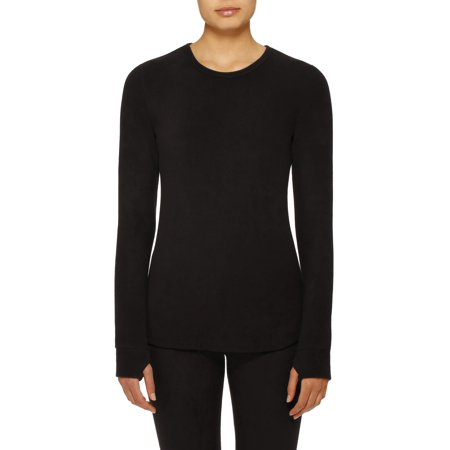 bfc6aa455 ClimateRight by Cuddl Duds - Women's Stretch Fleece Warm ...
