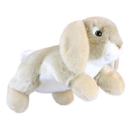 Full-Bodied Animal Puppets Lop Eared Rabbit (Other)