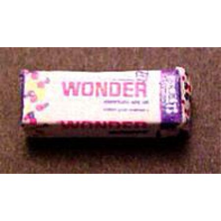 "Dollhouse 1/2"" Scale - Wonderbread"