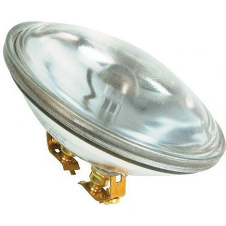 GE 50w 12v PAR36 Very Wide Flood VWFL incandescent bulb 50w Black Incandescent Swivel