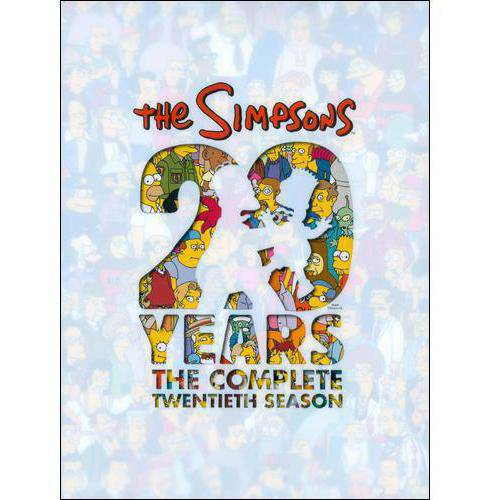 The Simpsons: Season 20 (Widescreen) by TWENTIETH CENTURY FOX HOME ENT
