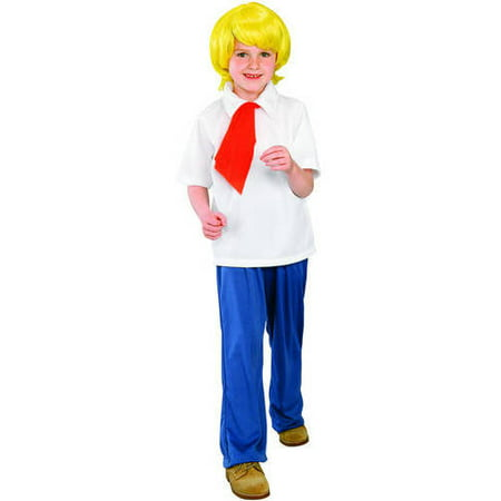 Scooby Doo Fred Costume (Scooby Doo