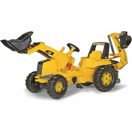 Rolly CAT Backhoe Loader Tractor
