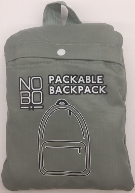 No Boundaries Packables Backpack