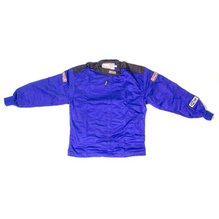 G-Force Blue Small Single Layer GF125 Driving Jacket P/N