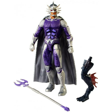 Aquaman Movie DC Multiverse Ocean Master 6-inch Action Figure (Puppet Master Action Figures)