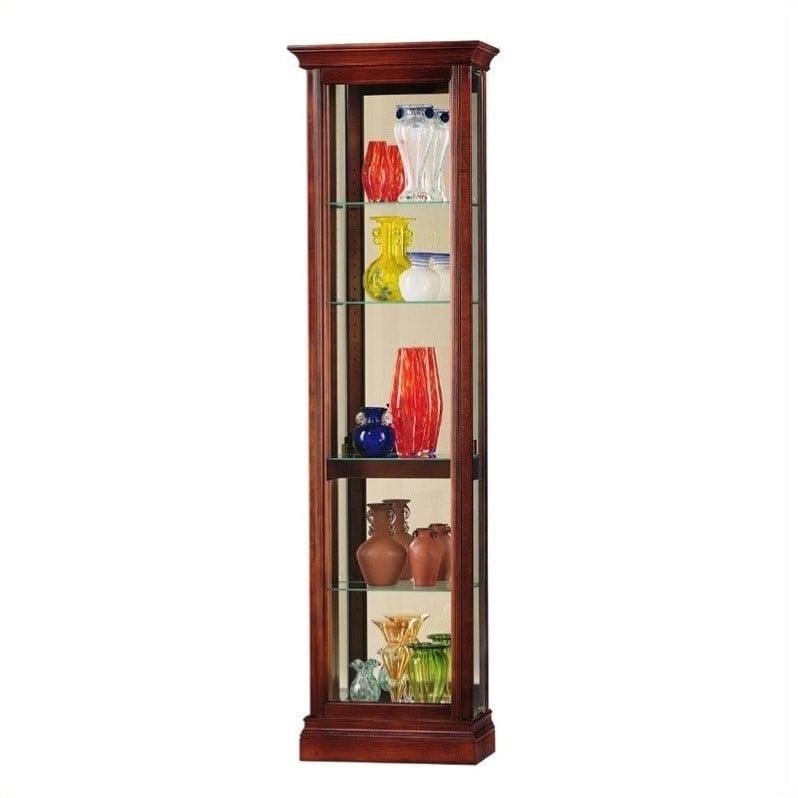 Howard Miller Gregory Curio Cabinet by Howard Miller