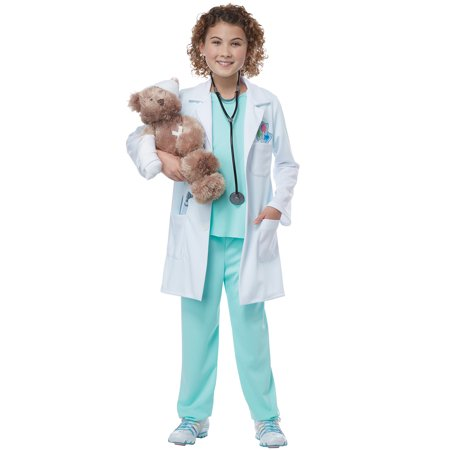 The Good Doctor Child Costume - The Doctor Costume