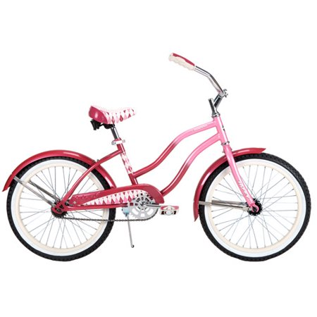 20 Huffy Girls Cranbrook Cruiser Bike