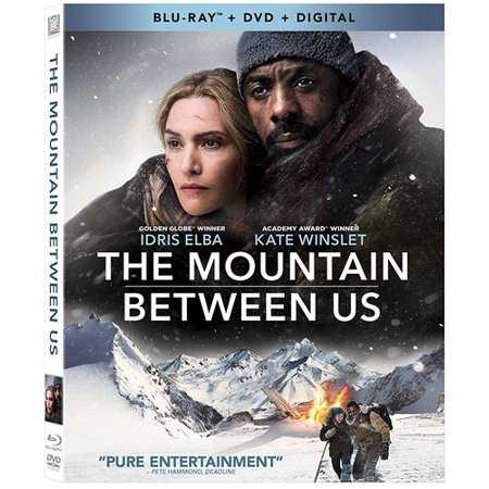The Mountain Between Us (Blu-ray + DVD) (List Of Tallest Mountains In The Us)