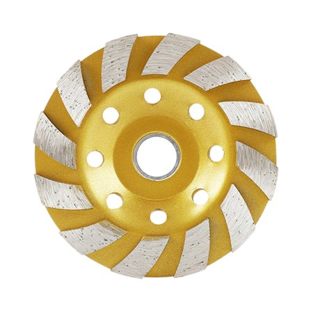 Diamond Grinding Wheels for Concrete and Masonry 100mm 4