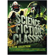 Science Fiction Classics: 6-Film Collection by WARNER HOME VIDEO