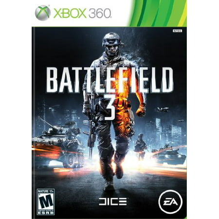 EA Battlefield 3 - First Person Shooter Retail - DVD-ROM - Xbox 360 - Electronic Arts (Best First Person Shooter Xbox One 2019)