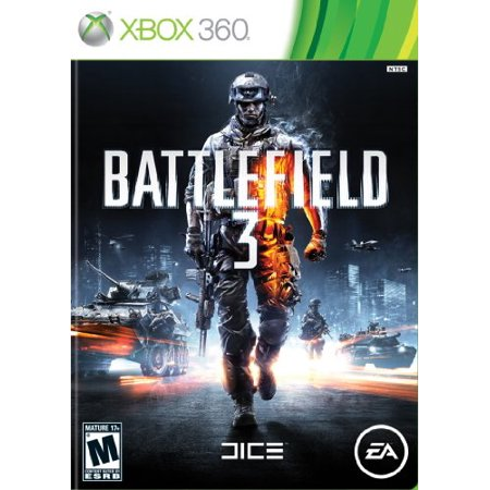 EA Battlefield 3 - First Person Shooter Retail - DVD-ROM - Xbox 360 - Electronic Arts