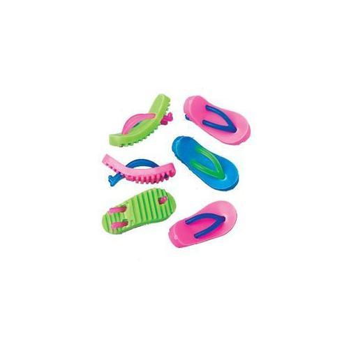 Mini Sandal Erasers Case Pack 11